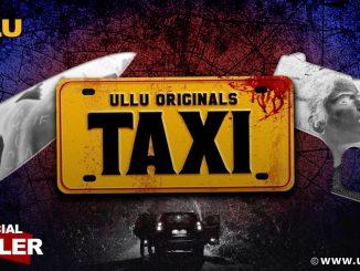 出租车 S01 2020 Hindi Ullu